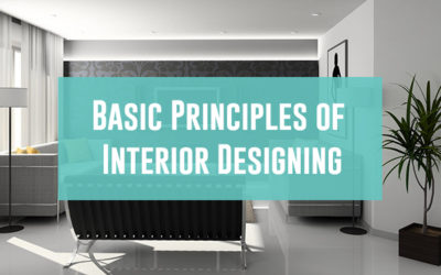Basic Principles of Interior Designing