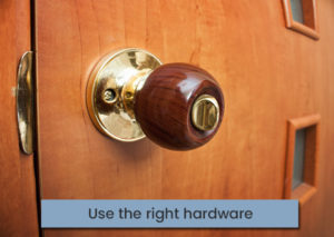Use-the-right-hardware