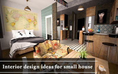 Interior design Ideas for small house